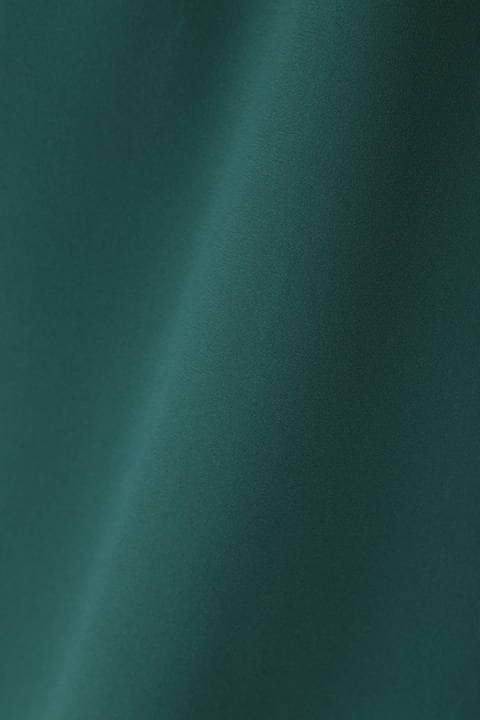 [ウォッシャブル]【Oggi4月号掲載】フレアノットブラウス