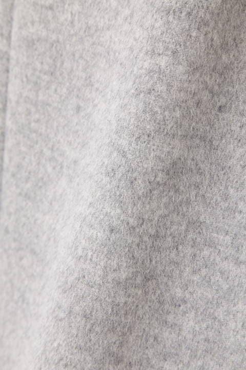 【ドラマ有村架純さん着用】カシミヤウールコート