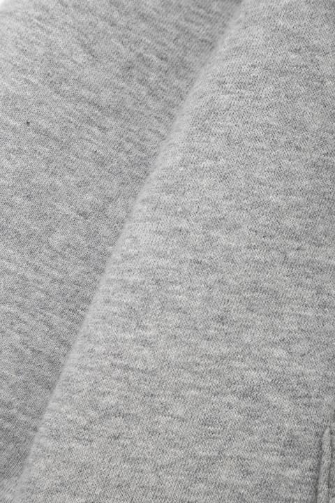 [ウォッシャブル][Weekend Line]裏毛ジップパーカー