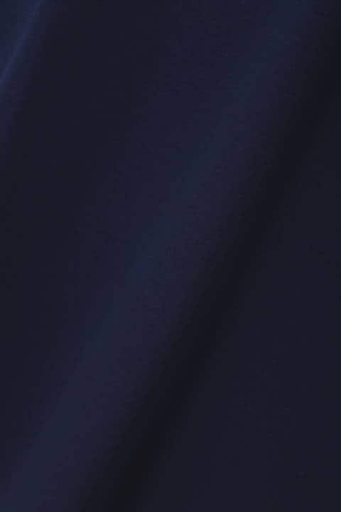 [ウォッシャブル][Weekend Line]キーネックTシャツ