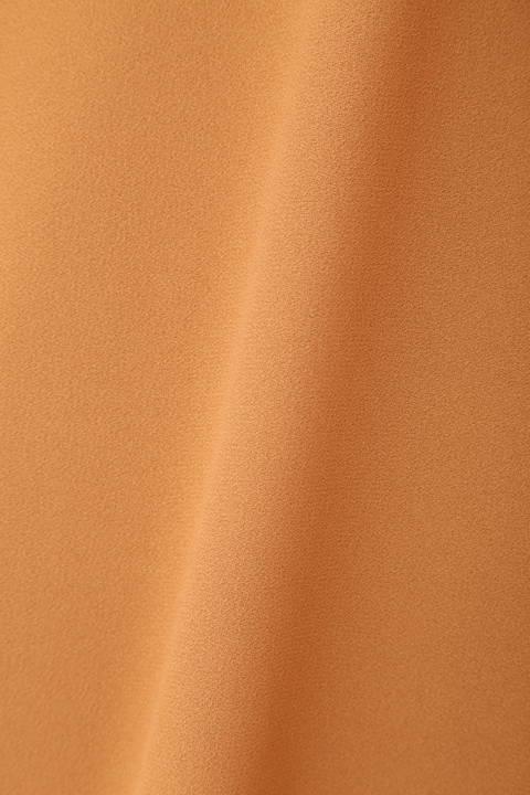 [ウォッシャブル]【岩本乃蒼さん 永島優美さん着用】[TV着用]ジョーゼットブラウス