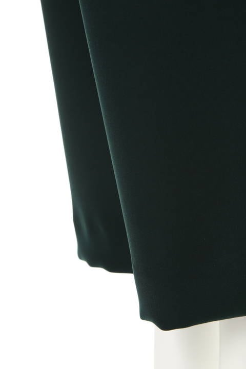 【大きいサイズ】【STORYコラボ 美脚パンツ】テーパードパンツ