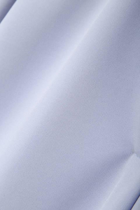 [ウォッシャブル]トリアセドライポンチカットソー