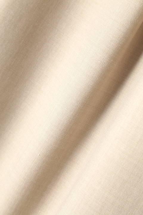 【大きいサイズ】ウォッシャブルウールハイウエストパンツ