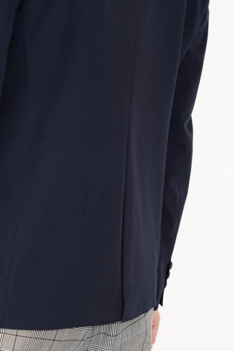 【大きいサイズ】T/Cテーラードジャケット
