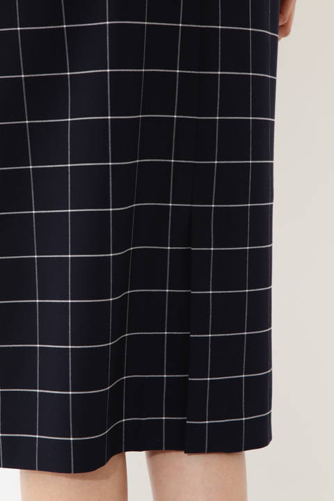 [ウォッシャブル]TRトロストレッチスカート