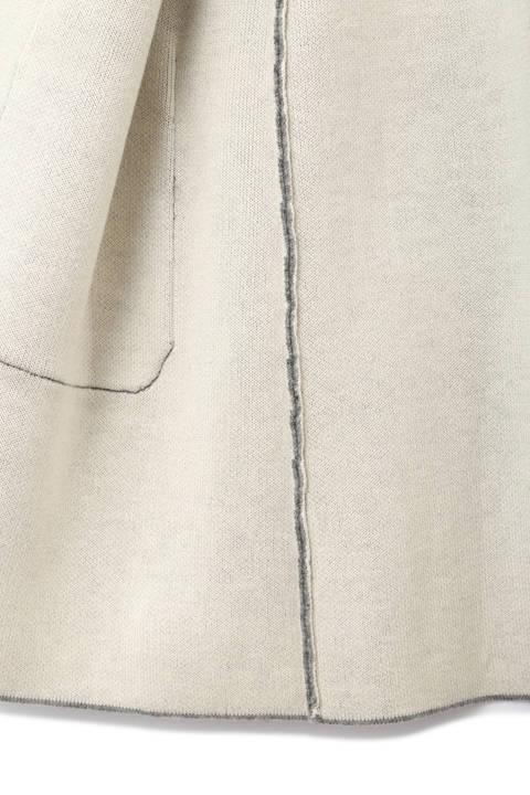 リバーニット羽織り