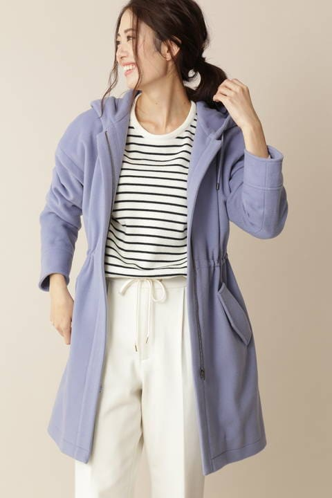[Weekend Line] ウールモッズコート