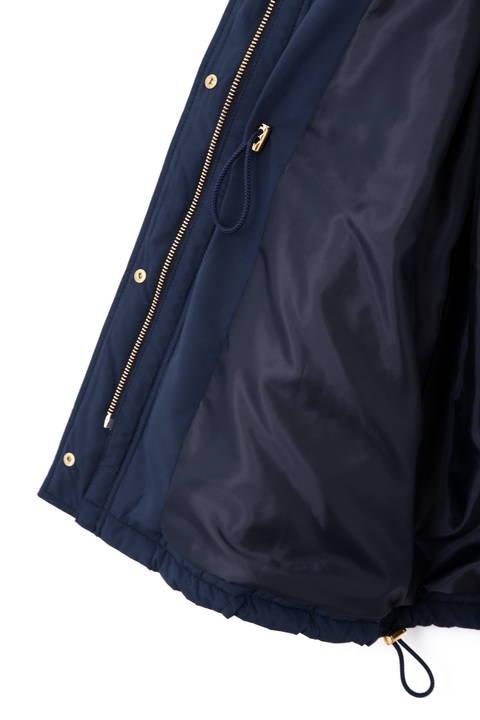 [Weekend Line]キルティング中綿マウンテンパーカー