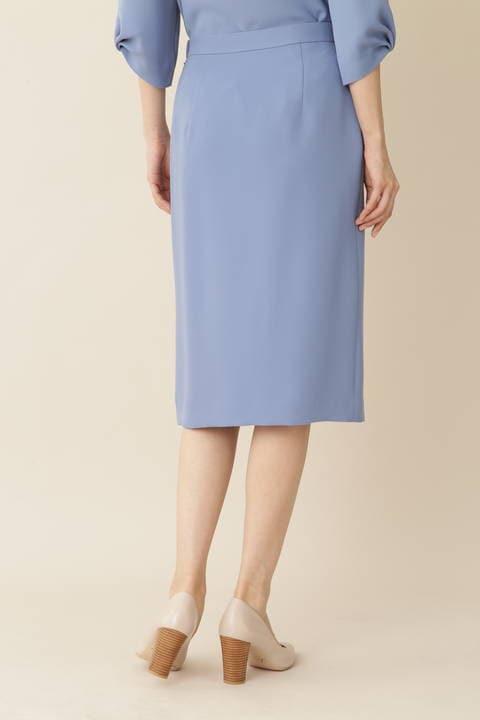 [ウォッシャブル]ラップスカート