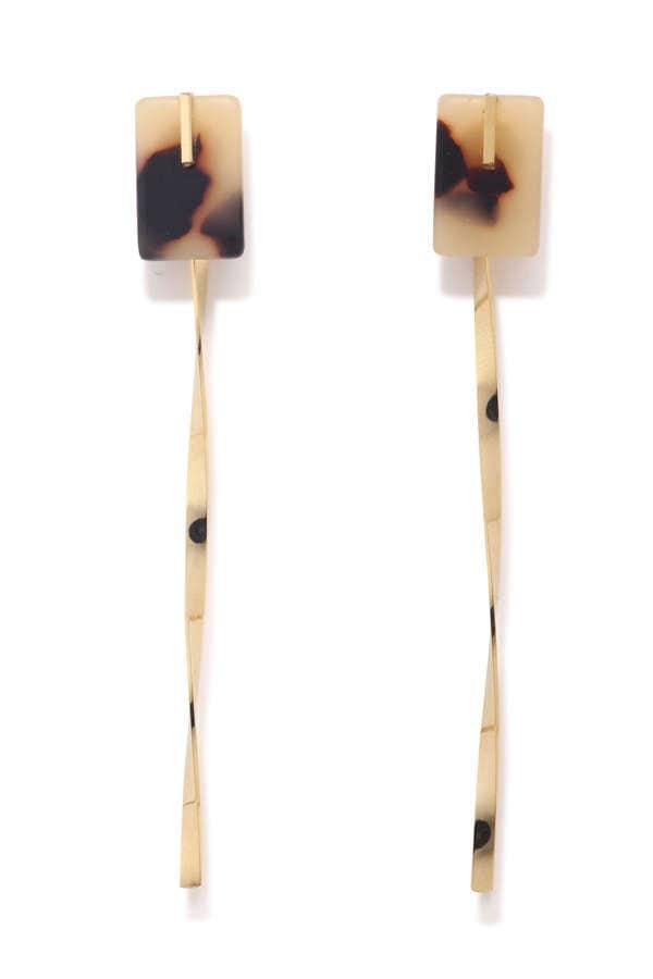 (phoebeコラボ)スウィングマグネットピアス