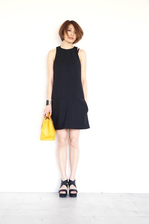 [ウォッシャブル]ジャンパースカート【15000UNDER】
