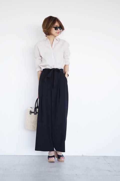 [ウォッシャブル]製品洗い麻シャツ【15000UNDER】