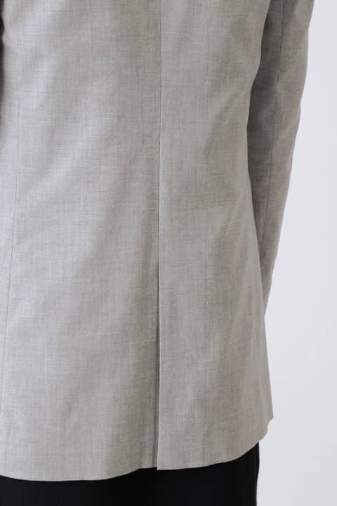リネンライクジャケット