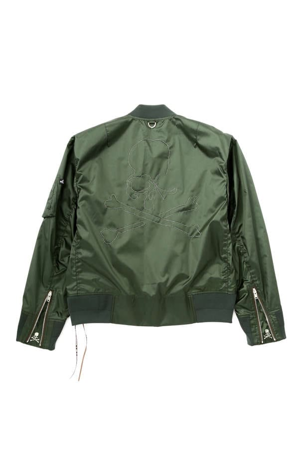 Chained Bomber JacketChained Bomber Jacket