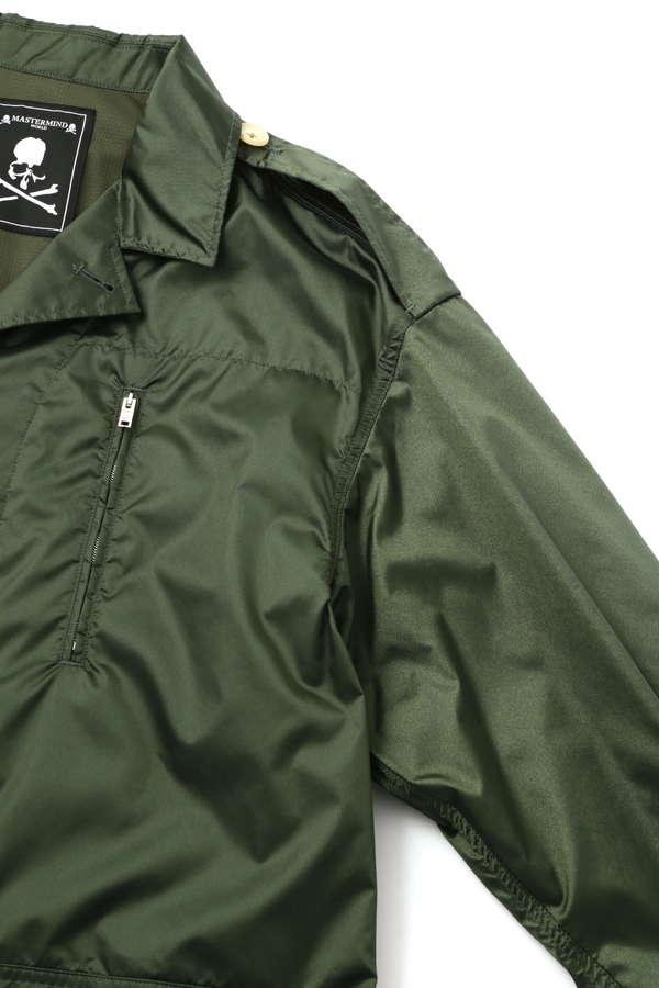 Long F1 Jacket
