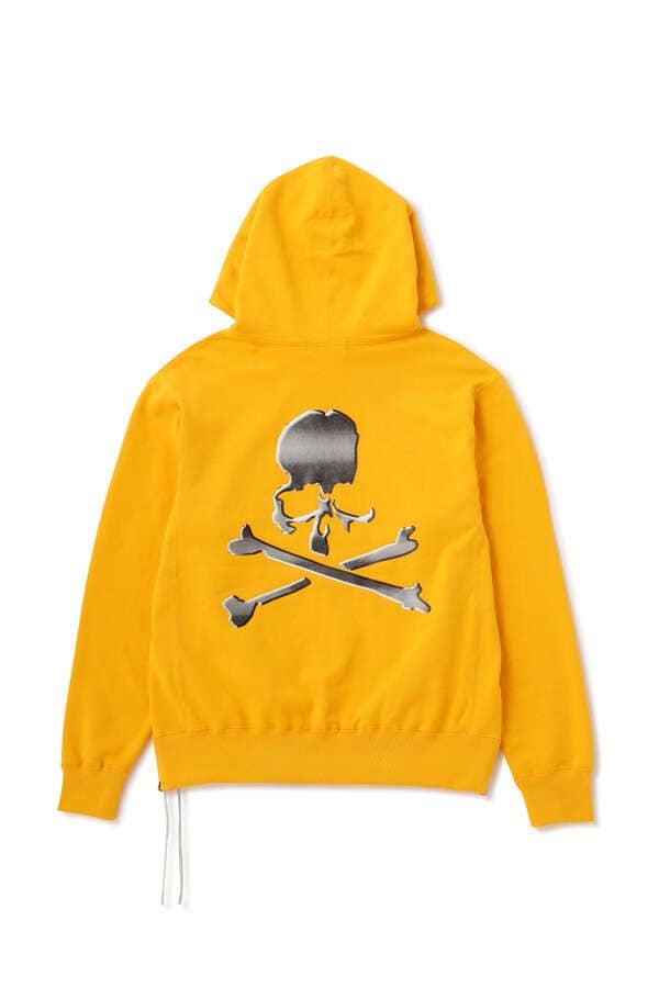 Metallic Skull Hoodie