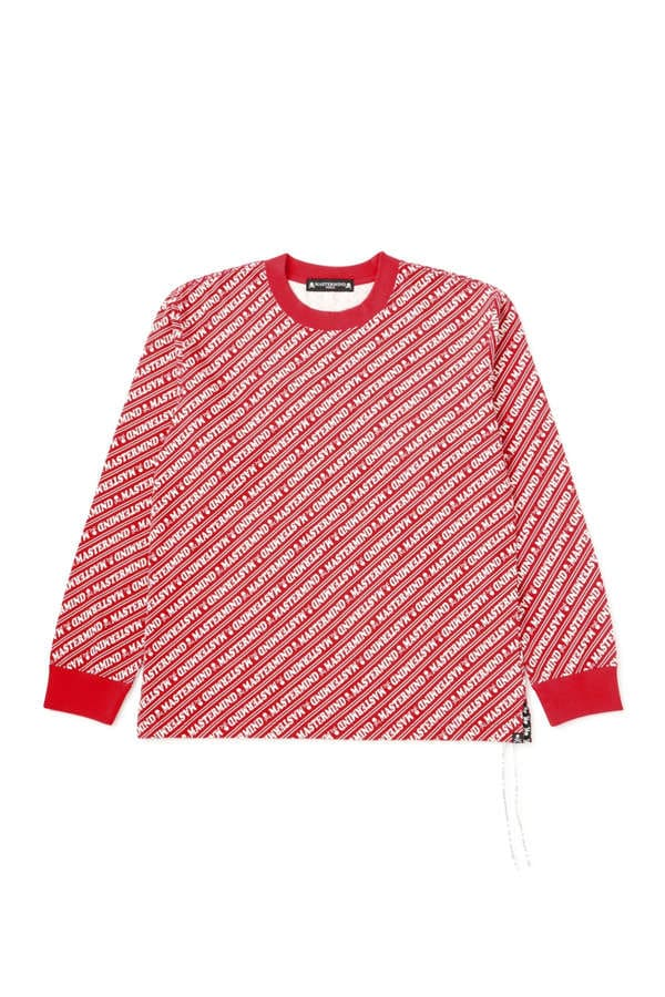 Diagonal Crewneck