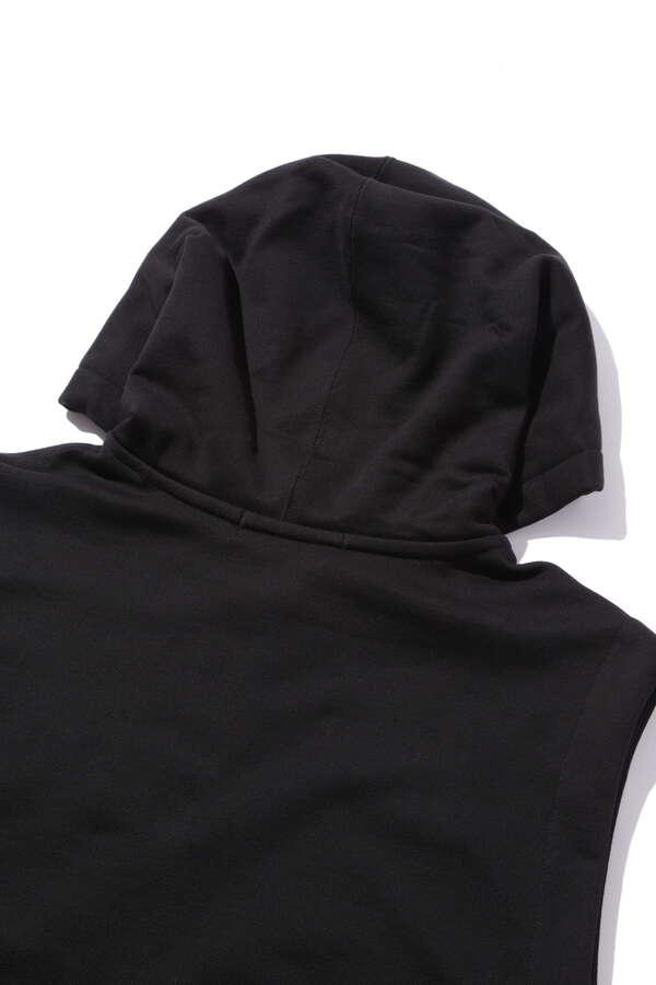 Swarovski® Sleeveless Hoodie