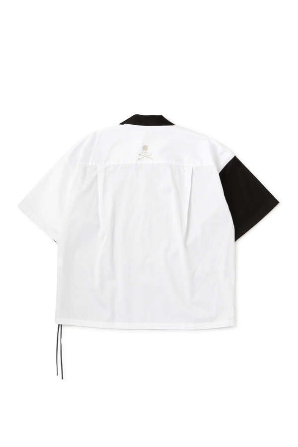 Color Block SS Shirt
