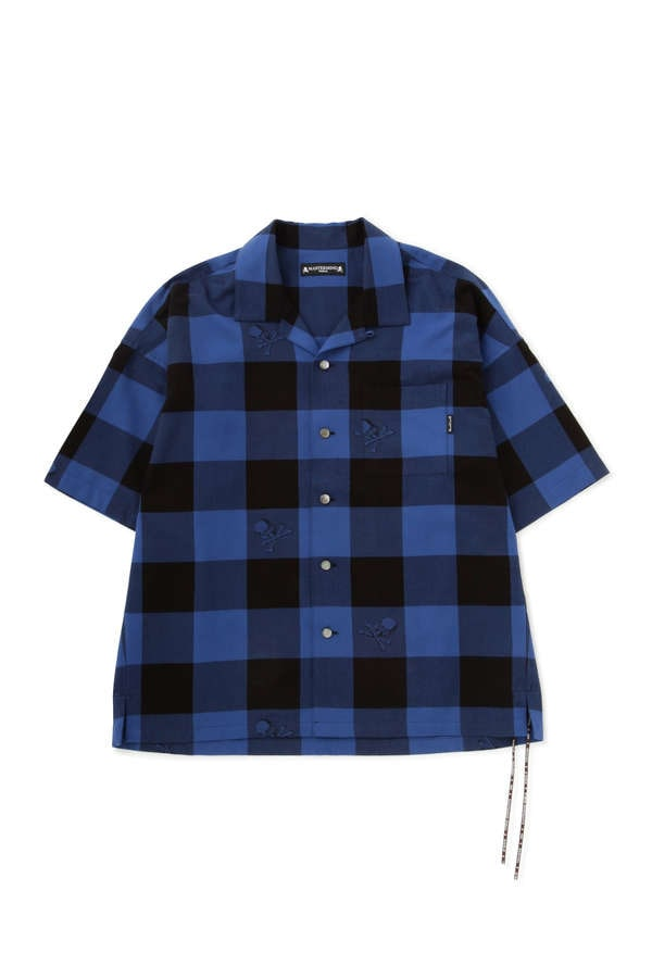 Block Check SS Shirt
