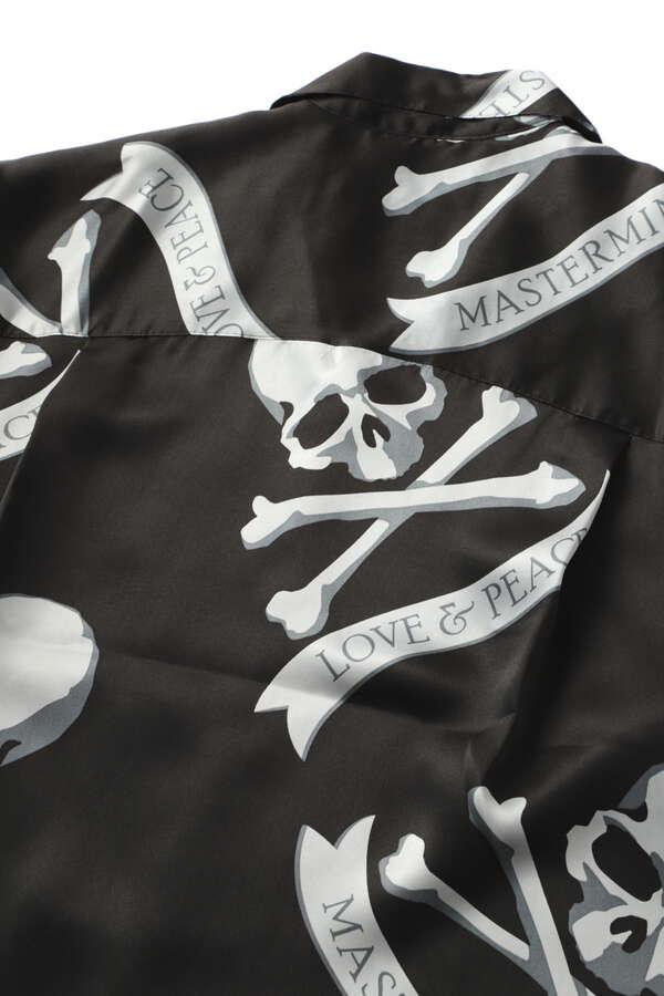 Tropical Skull SS Shirt