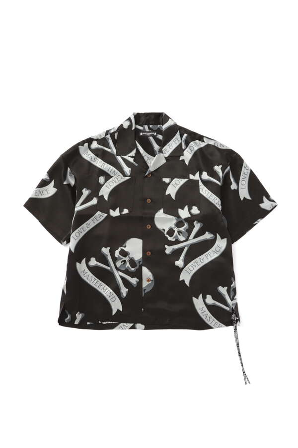 Tropical Skull SS Shirt