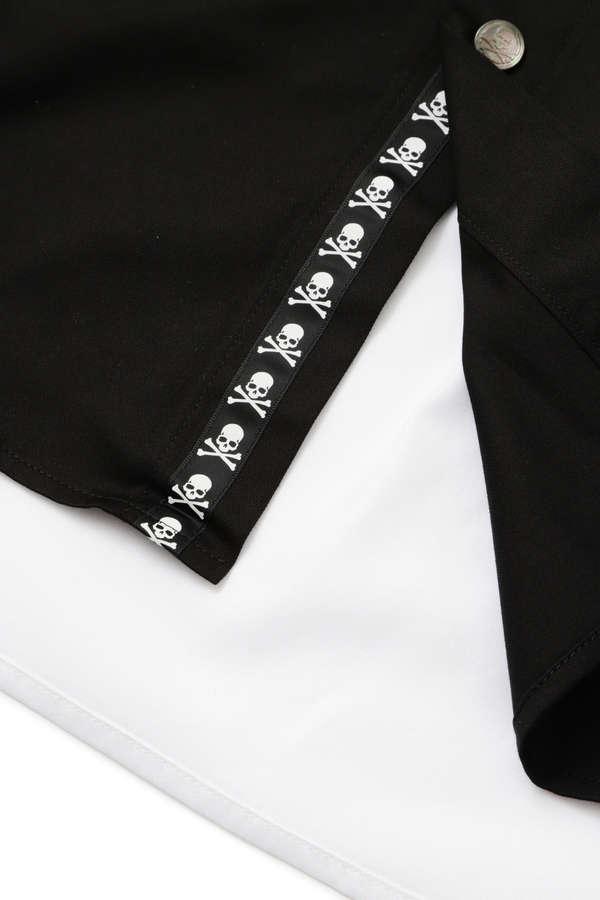 Color Block LS Shirt