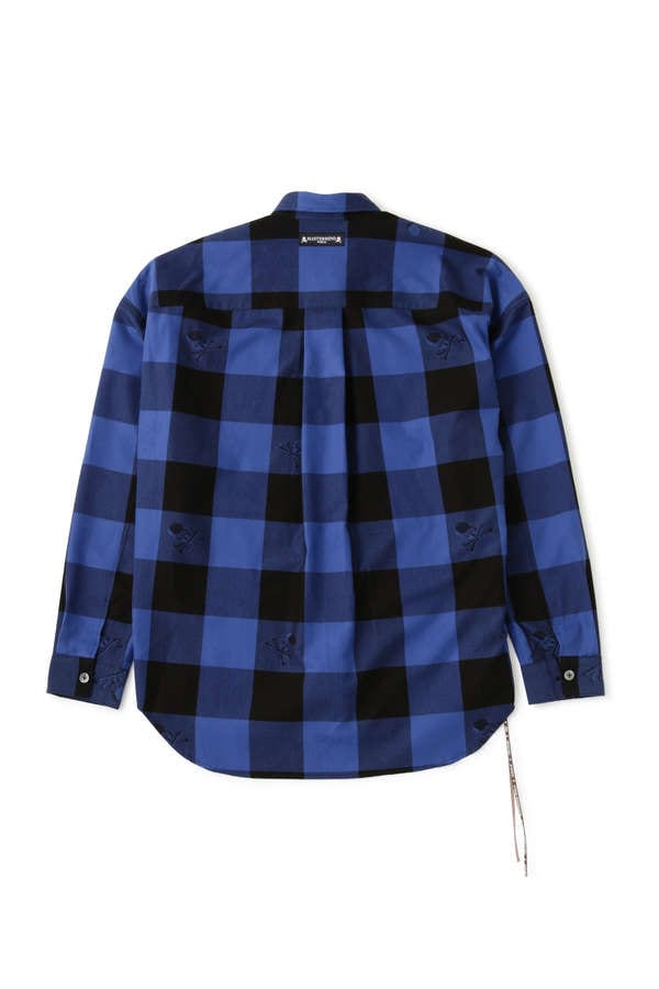 Block Check Reversible Shirt