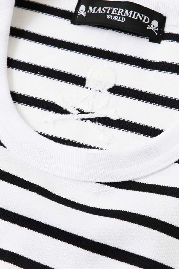 2 Color Striped Tee