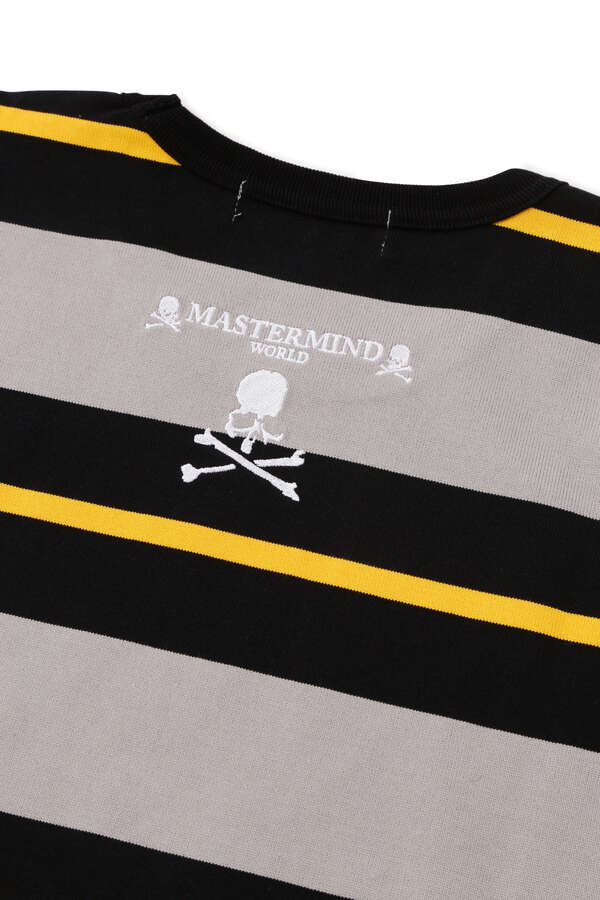 3 Color Striped Tee