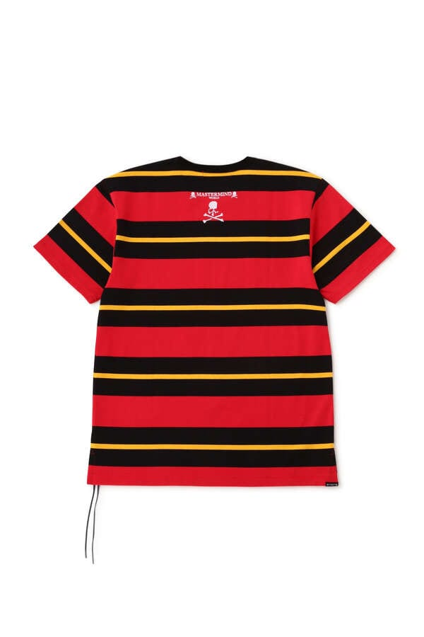 3 Color Striped Tee3 Color Striped Tee