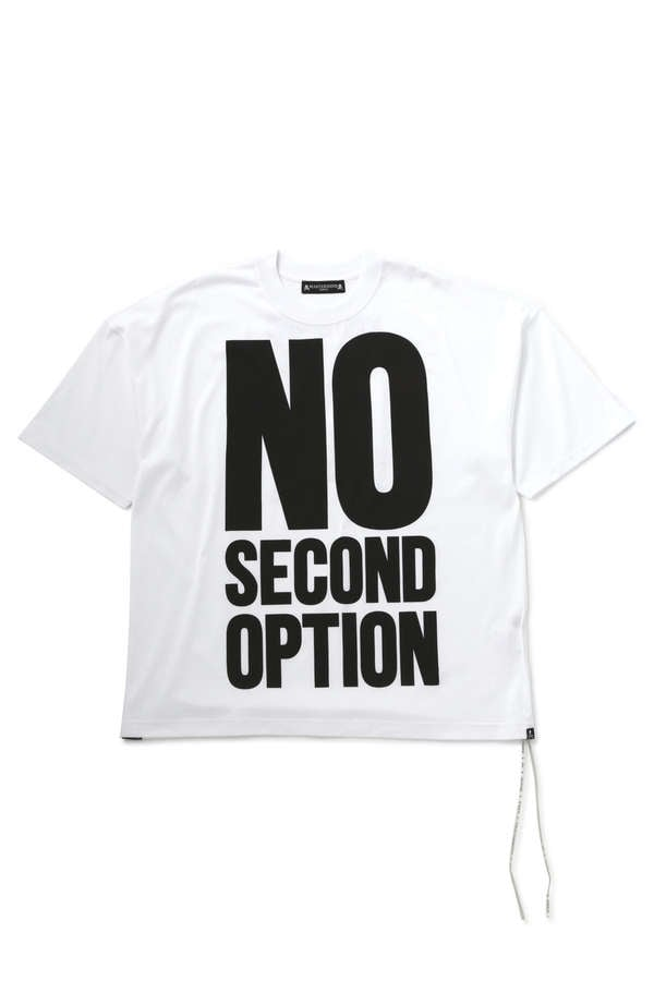 Boxy No Second Option Tee