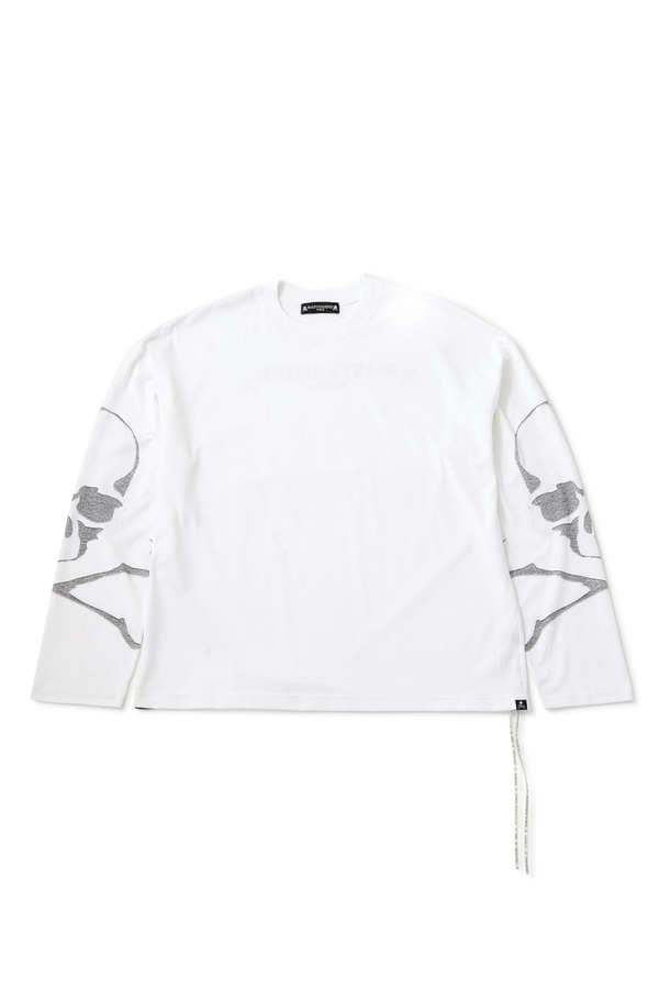 Boxy Carbon Copy LS Tee