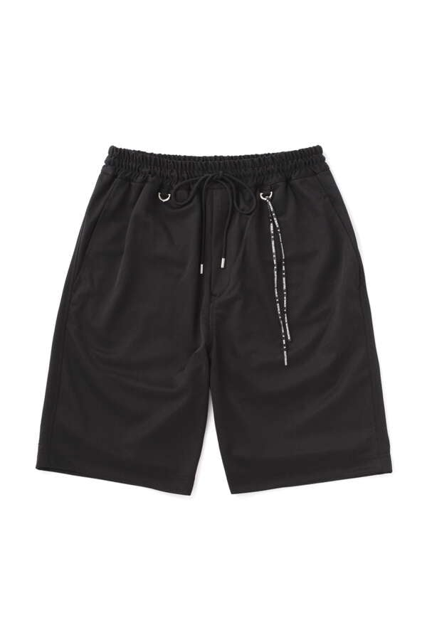 Debossed Skull Shorts