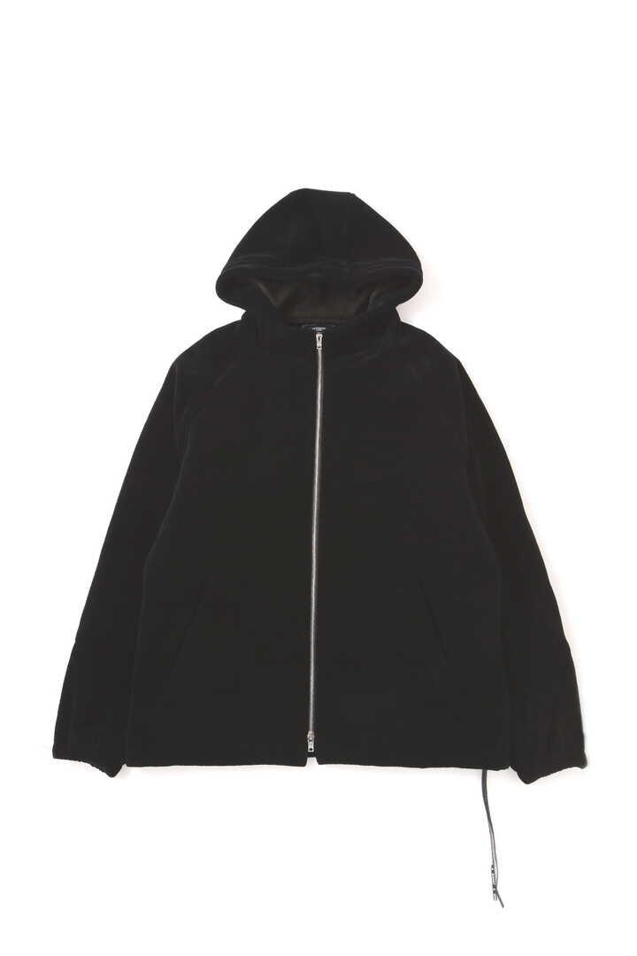 Chenille Zip Up Jacket