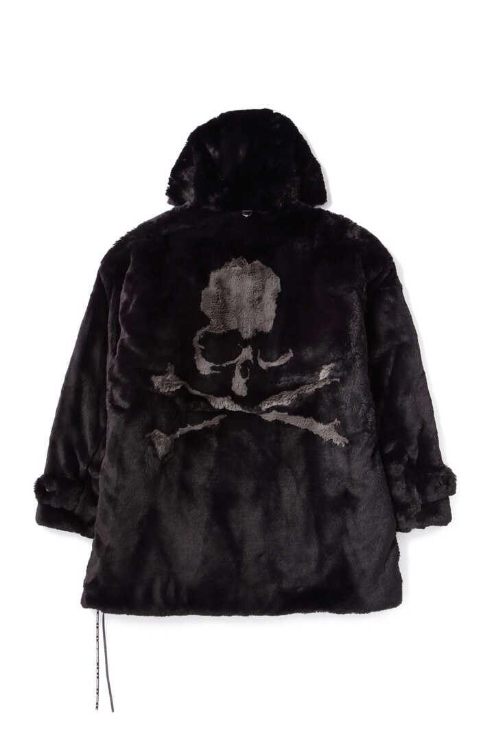 Faux Fur Hooded CoatFaux Fur Hooded Coat