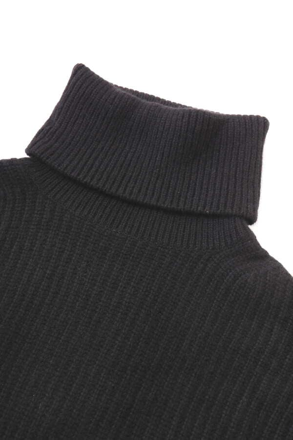 Cashmere Needle Punch T.neck