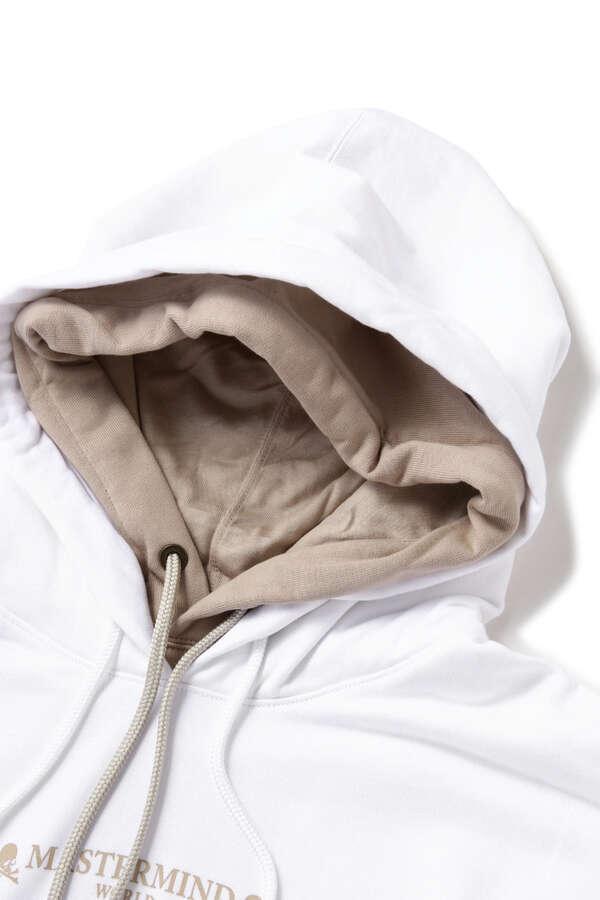 Boxy Layered Hoodie