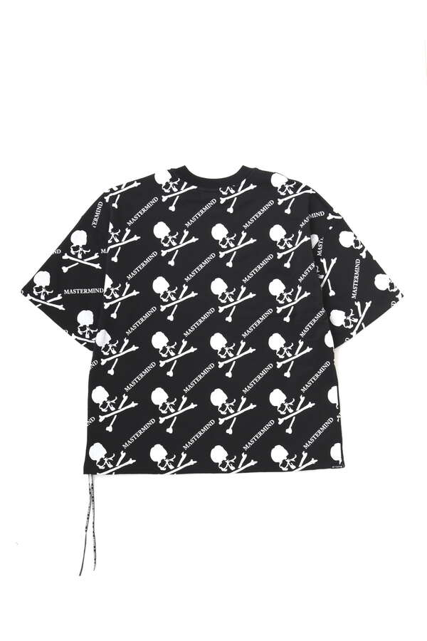 B. All Over Print SS Crewneck