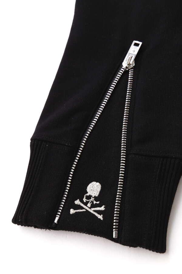 Beaded Embroidery Z/U Hoodie