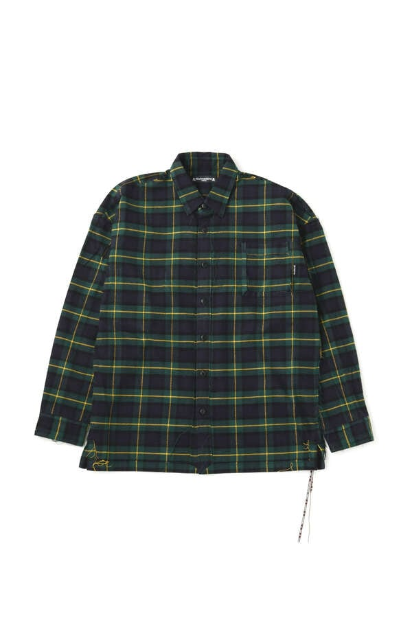Reversible Flannel Shirt