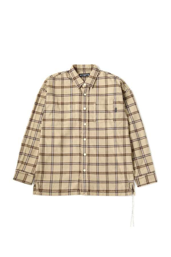 Reversible Flannel Shirt