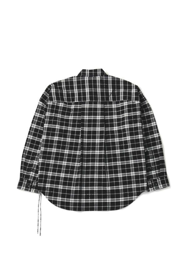 Oversized Flannel ShirtOversized Flannel Shirt