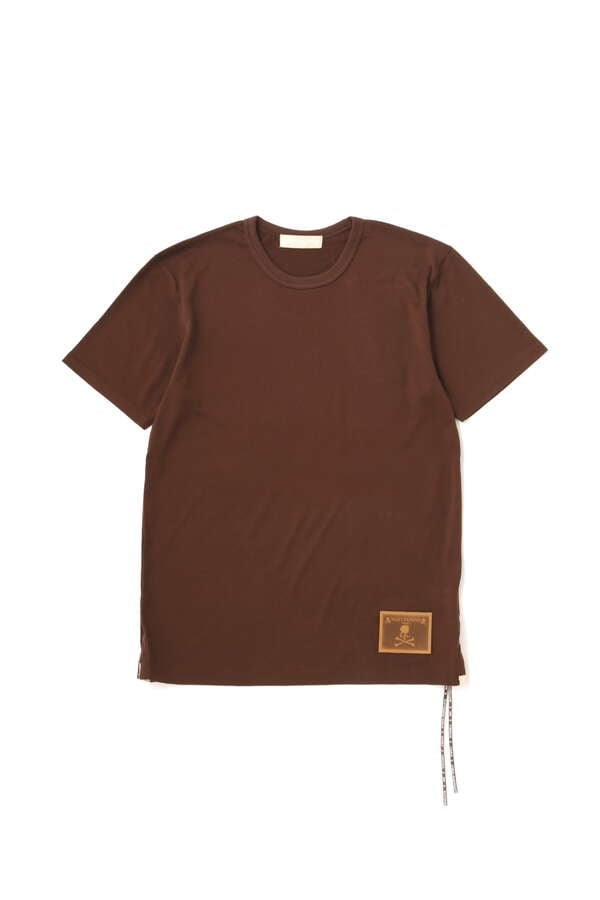 Leather Patch Tee