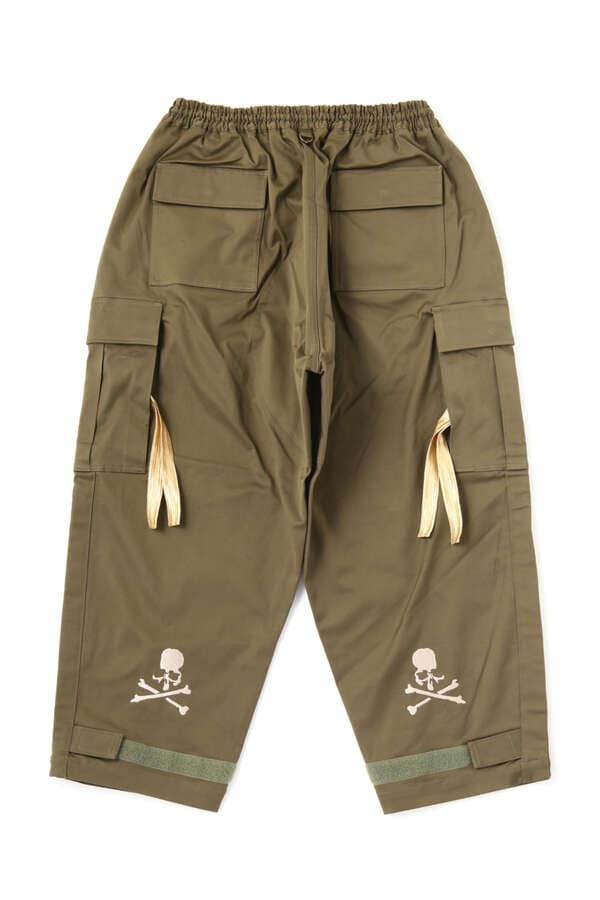 Taped Cargo Pants Loose FitTaped Cargo Pants Loose Fit