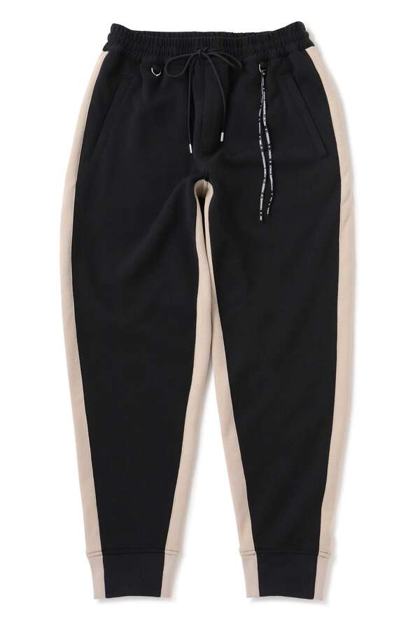 Ribbed Side Line Track Pants