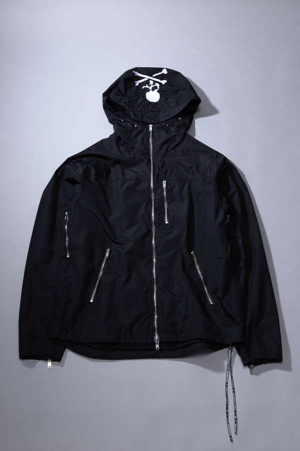 Hooded Skull Jacket