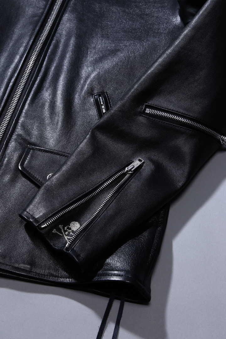 Single Leather Rider