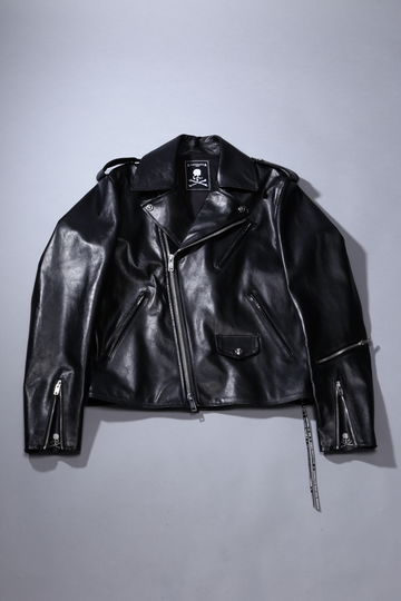 Double Leather Rider